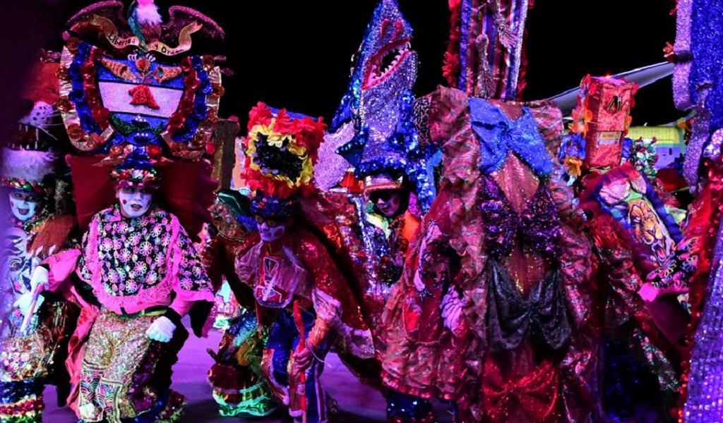 El Carnaval de Barranquilla está de celebración