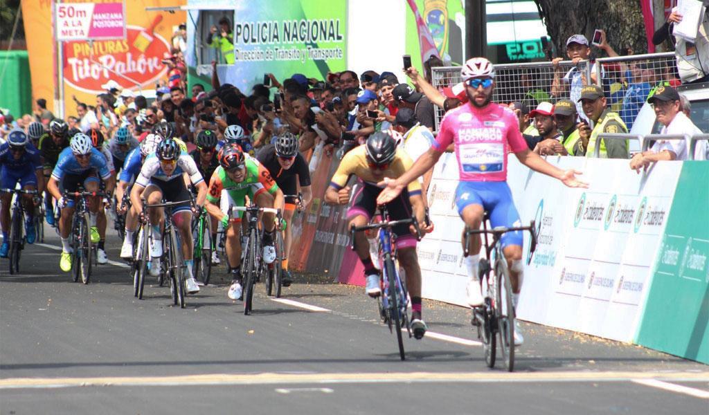 Gaviria vuelve a ganar en Colombia Oro y Paz