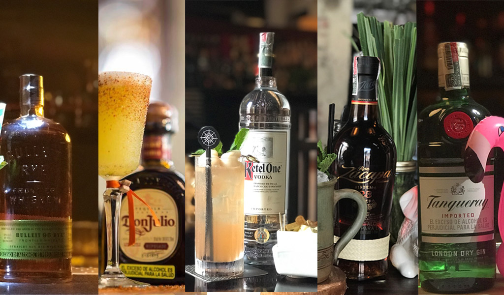 Cinco bares para probar un gran cóctel en Cartagena