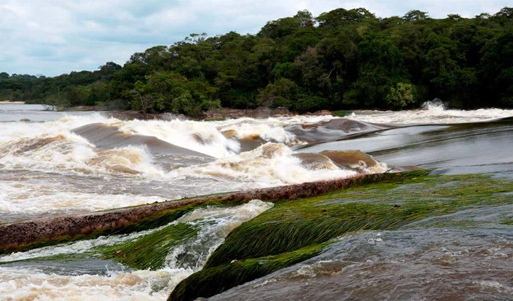 Colombia inicia su exploración del río Apaporis
