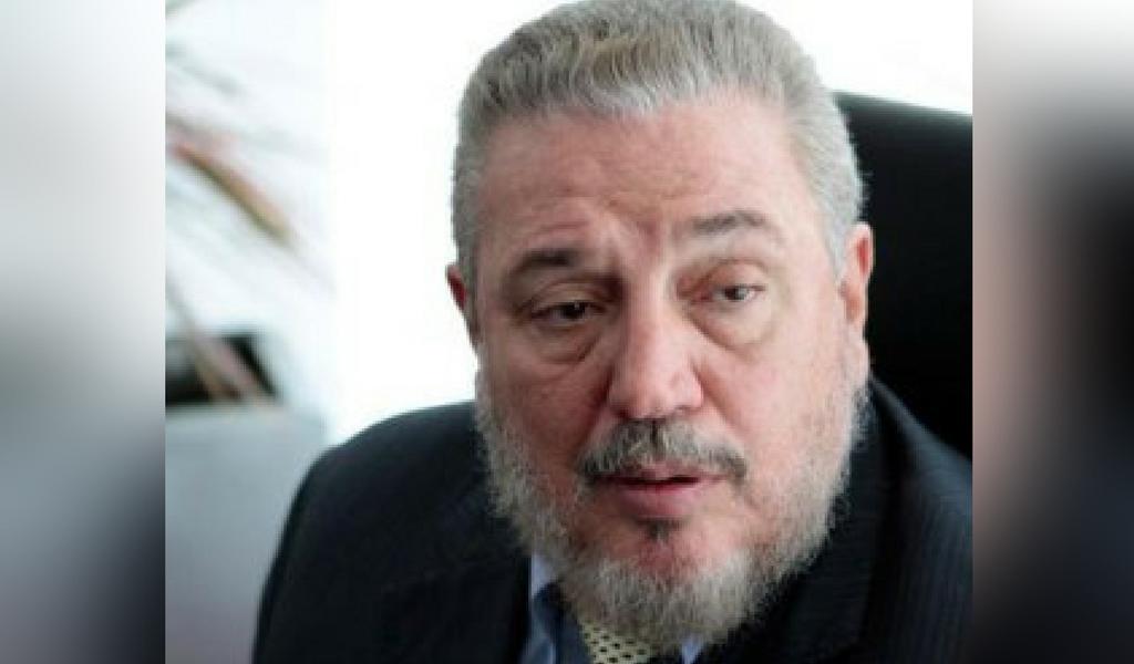 Se suicidó el hijo mayor de Fidel Castro