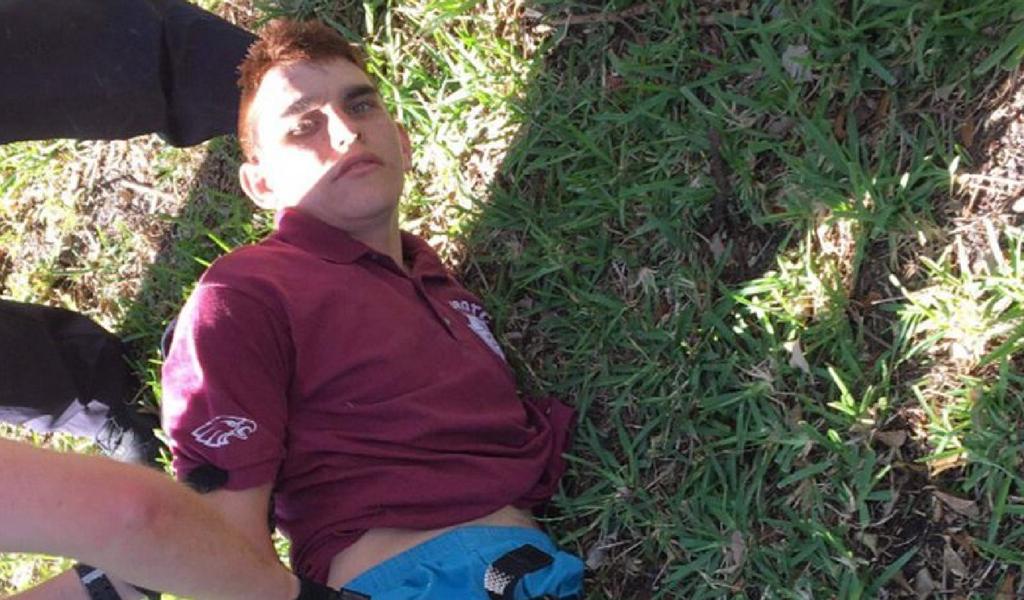 """Nikolas Cruz, el autor de la """"masacre de San Valentín"""""""