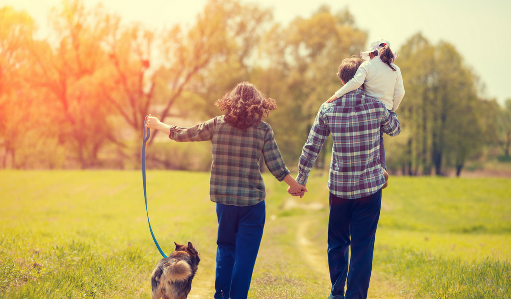 Vida en pareja de los padres con hijos especiales
