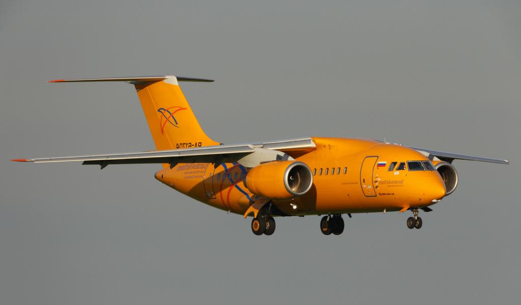 Saratov reemplaza sus An-148 por los Embraer 190 brasileños
