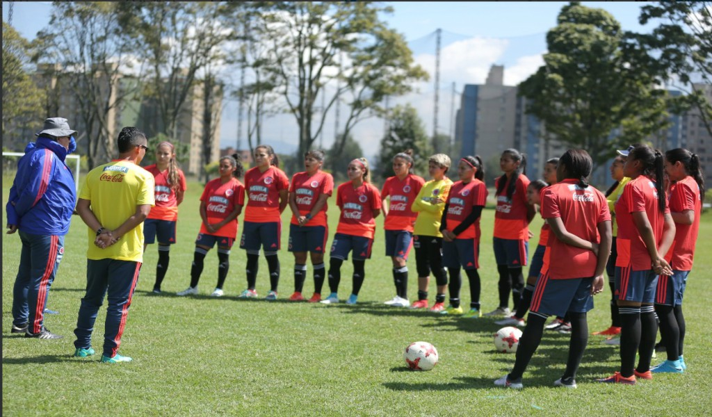 Selección Femenina a la espera de la Copa América