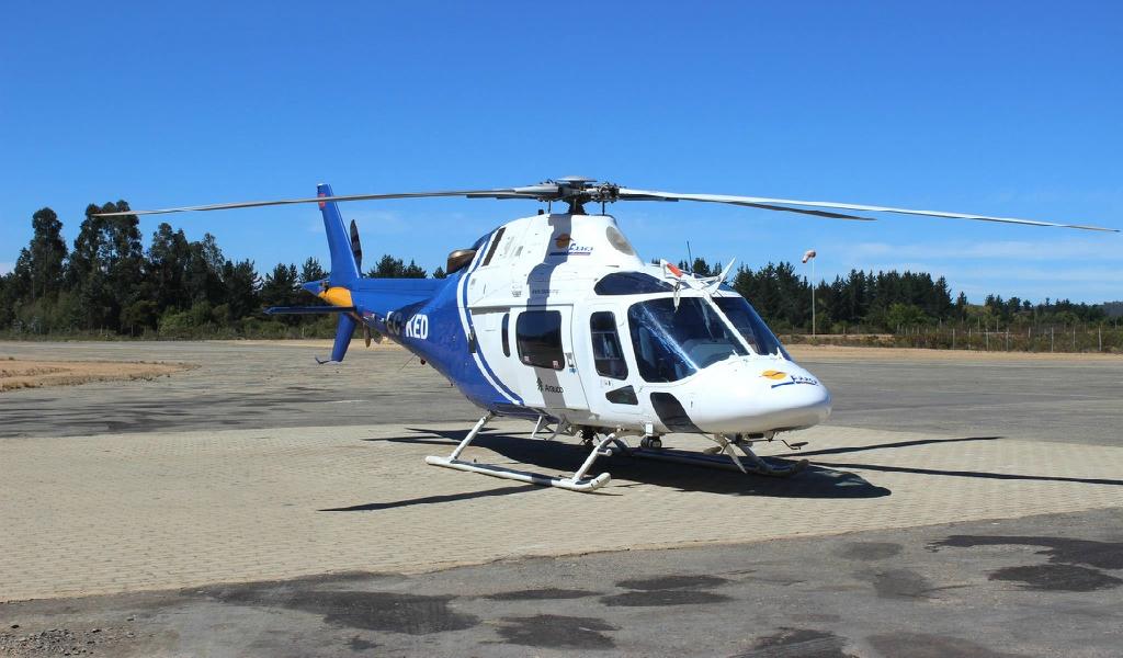Cinco muertos en choque de dos helicópteros en Francia