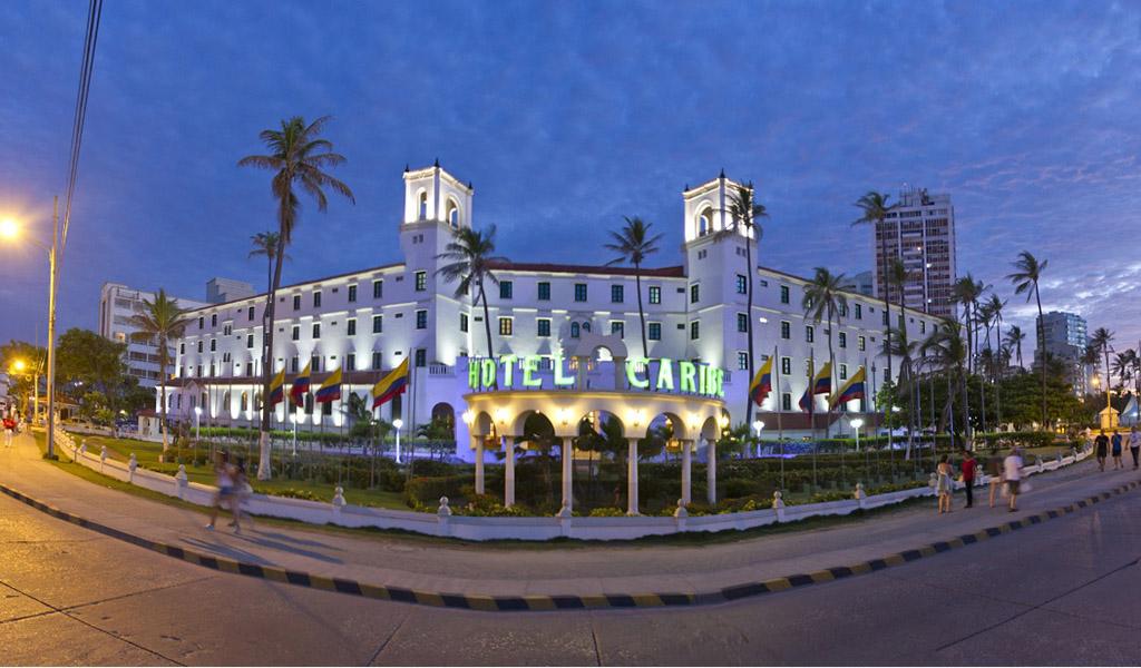 Hotel Caribe, Una Puerta A La Tradición E Innovación Hotelera