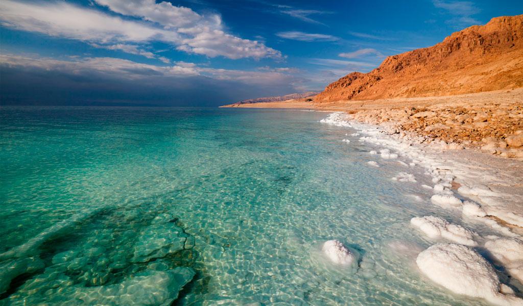 Mar Muerto: el lago que tiene nombre de mar