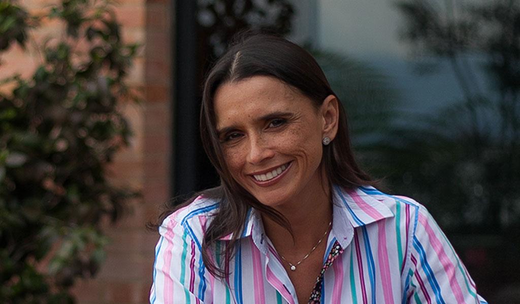 Conchi Araújo, nueva gerente de Transmilenio