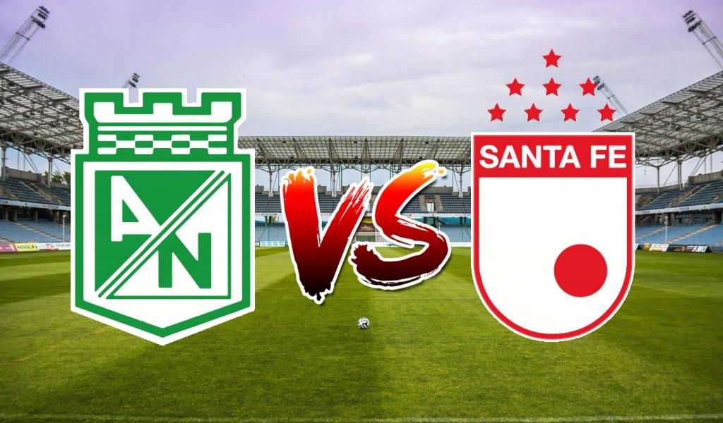 Atlético Nacional Independiente Santa Fe