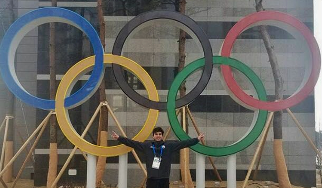Colombianos en Juegos Olímpicos de invierno