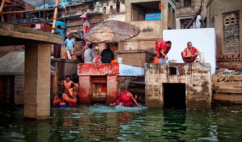 Ganges: el río sagrado que está muriendo
