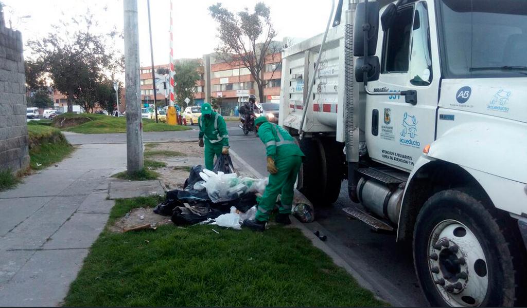 ¿Cómo va la recolección de basuras en Bogotá?
