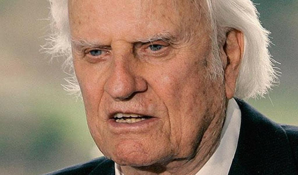 Muere Billy Graham, el evangélico más famoso del mundo