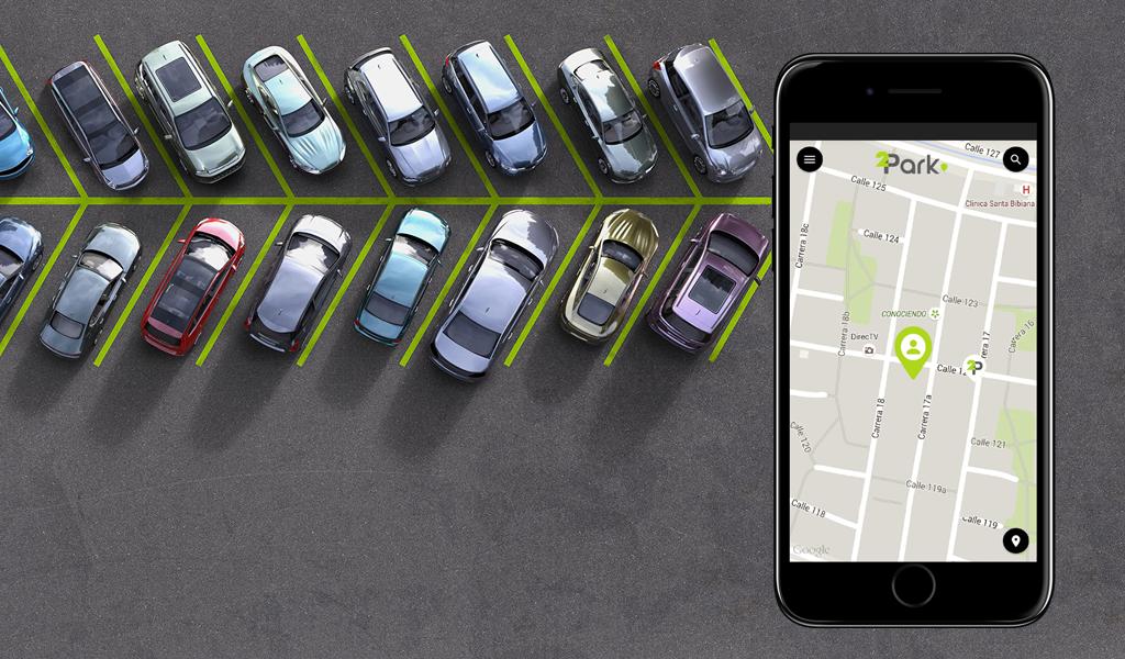 La aplicación que le ayudará a conseguir parqueadero