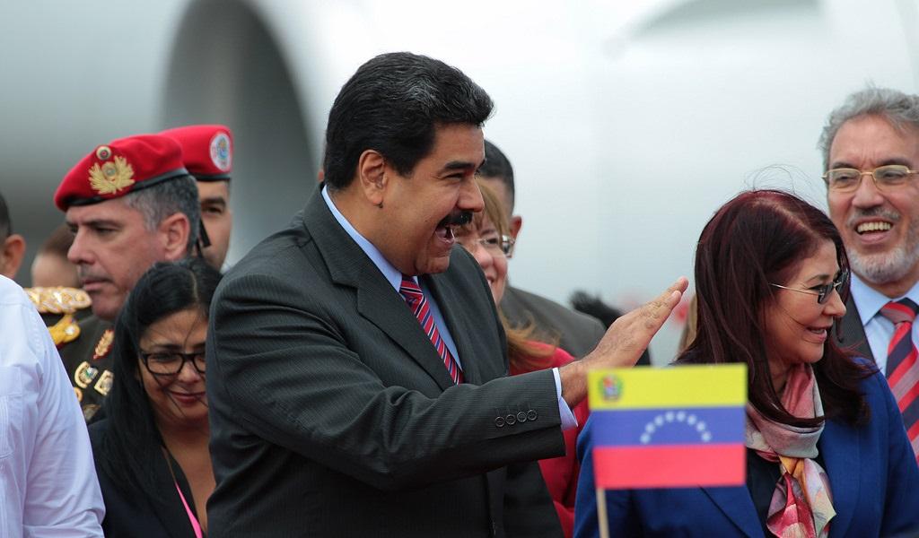 criptomoneda Maduro