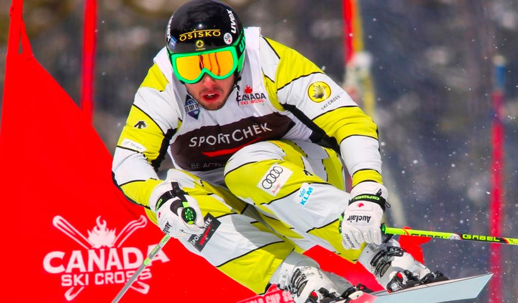 Esquiador de juegos olímpicos se embriagó y se robó un carro