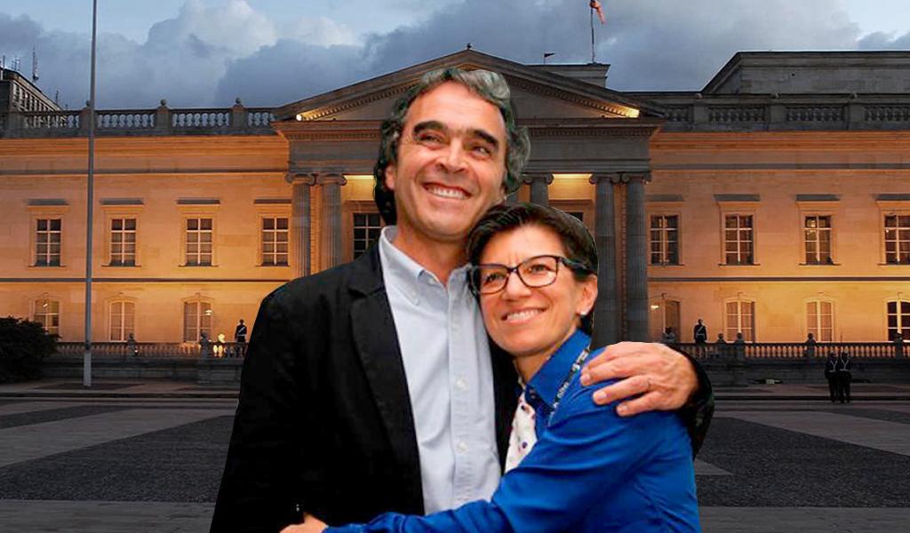 Claudia López fórmula vicepresidencial
