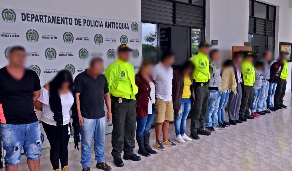 Así operaba la red que prostituía menores en Antioquia