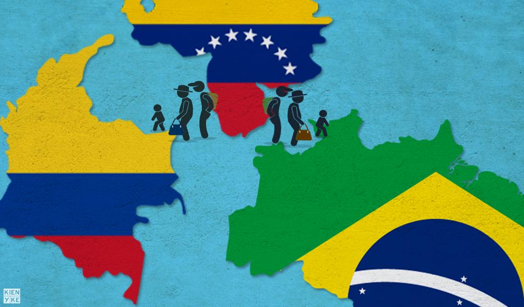 Migración venezolana: un problema sin fronteras