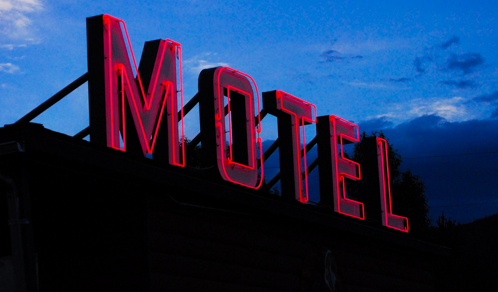 ¿Es seguro tener relaciones en un motel?
