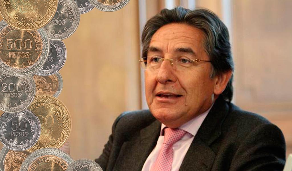 Fiscal propone modificar el peso para atacar dinero ilegal