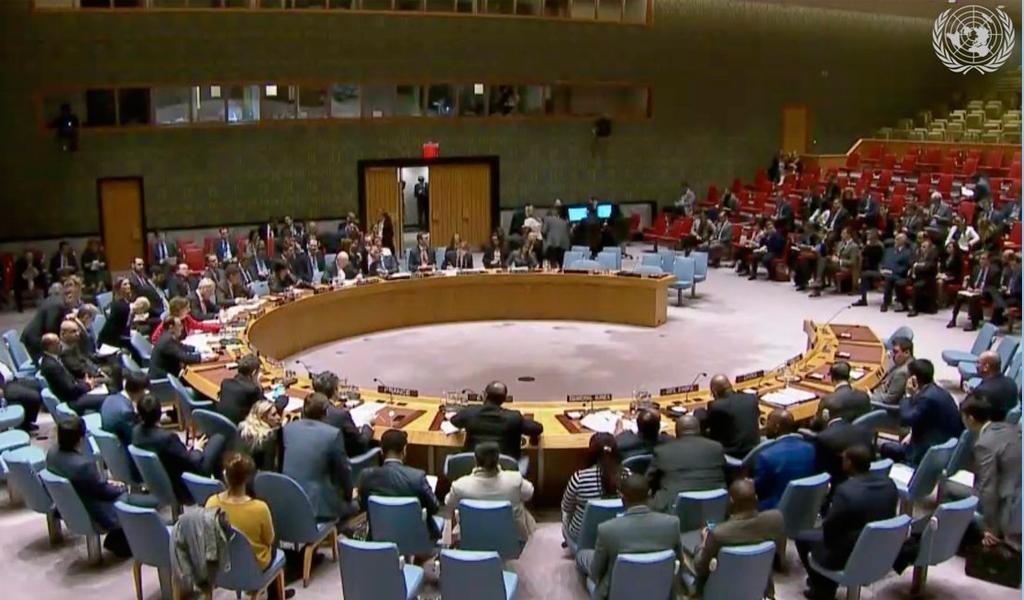 ONU logra acuerdo para tregua en Siria