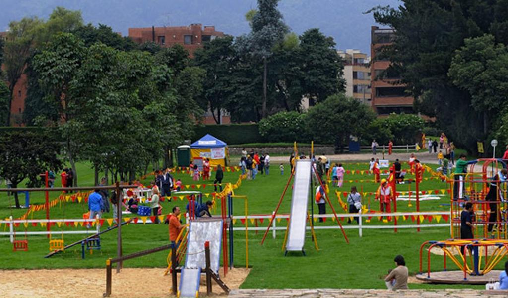 Cali estrena 36 nuevos parques y espacios verdes