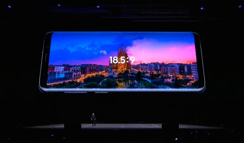 Samsung presenta los nuevos Galaxy S9 y el S9+
