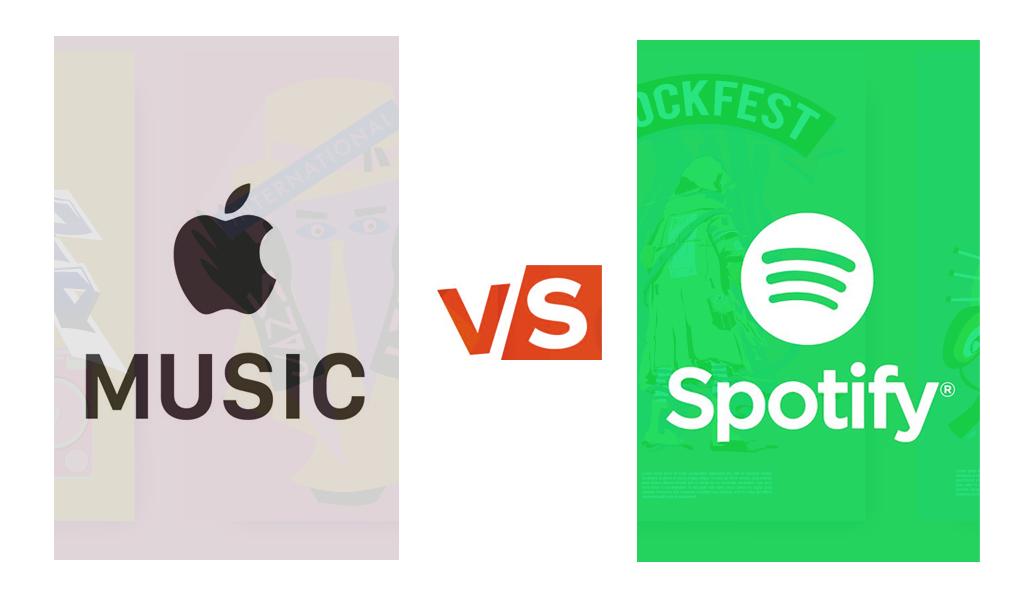 Apple Music vs Spotify, la batalla del streaming