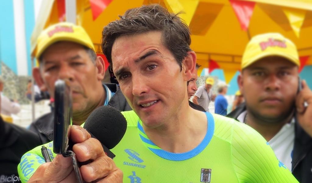 El ciclista Óscar Sevilla fue víctima de robo en Bogotá 2018