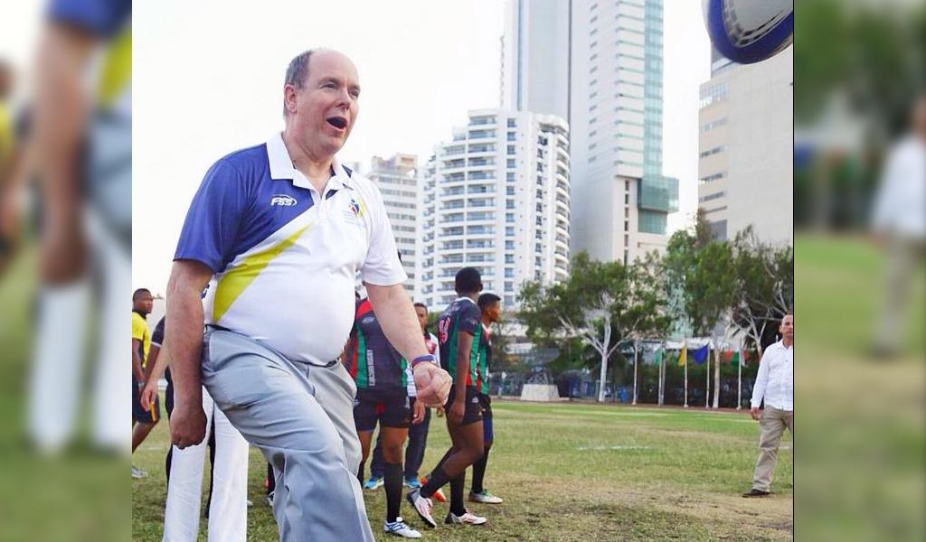 Alberto de Mónaco, el príncipe deportista