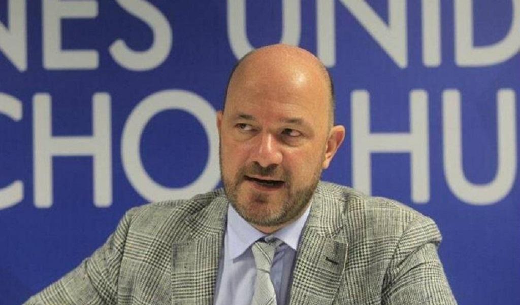 Colombia acredita nuevo Alto Comisionado de la ONU