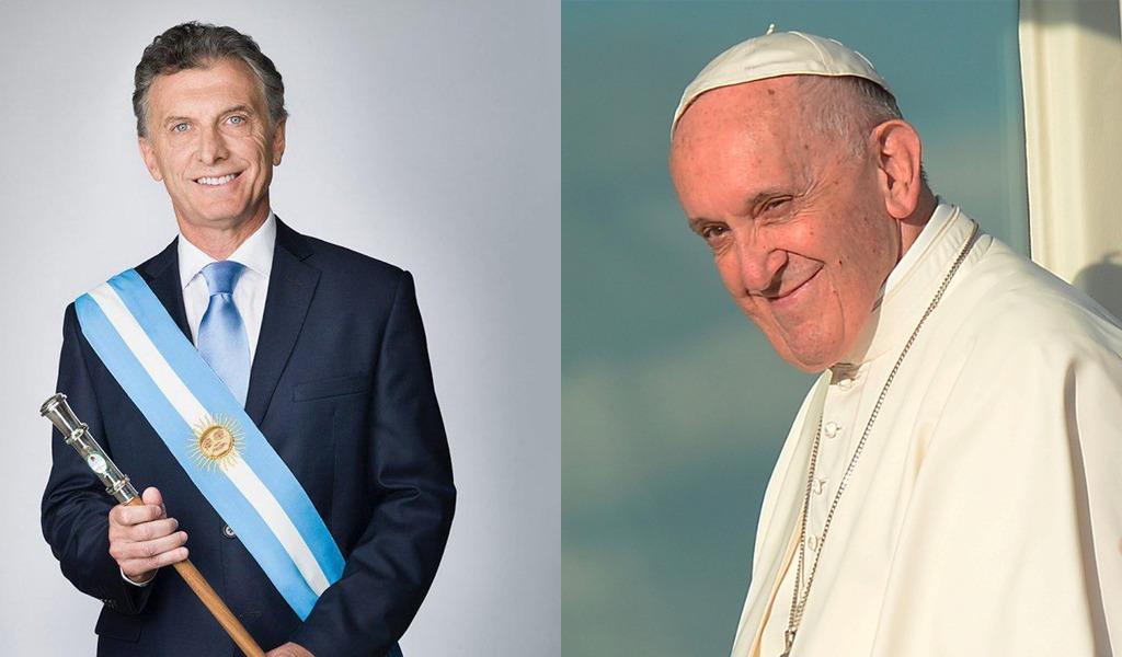 Nuevo desencuentro entre Papa Francisco y Mauricio Macri