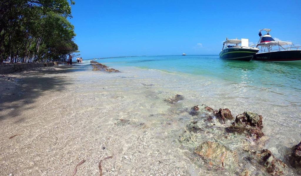 Inician obras para evitar la erosión costera en Barú