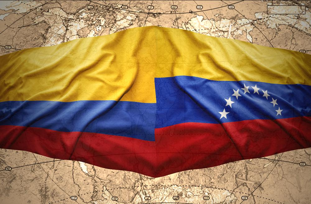 Colombia y Venezuela un destino unido