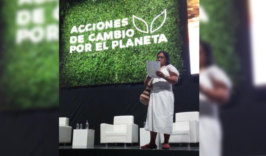 Bogotá: centro de debate medioambiental