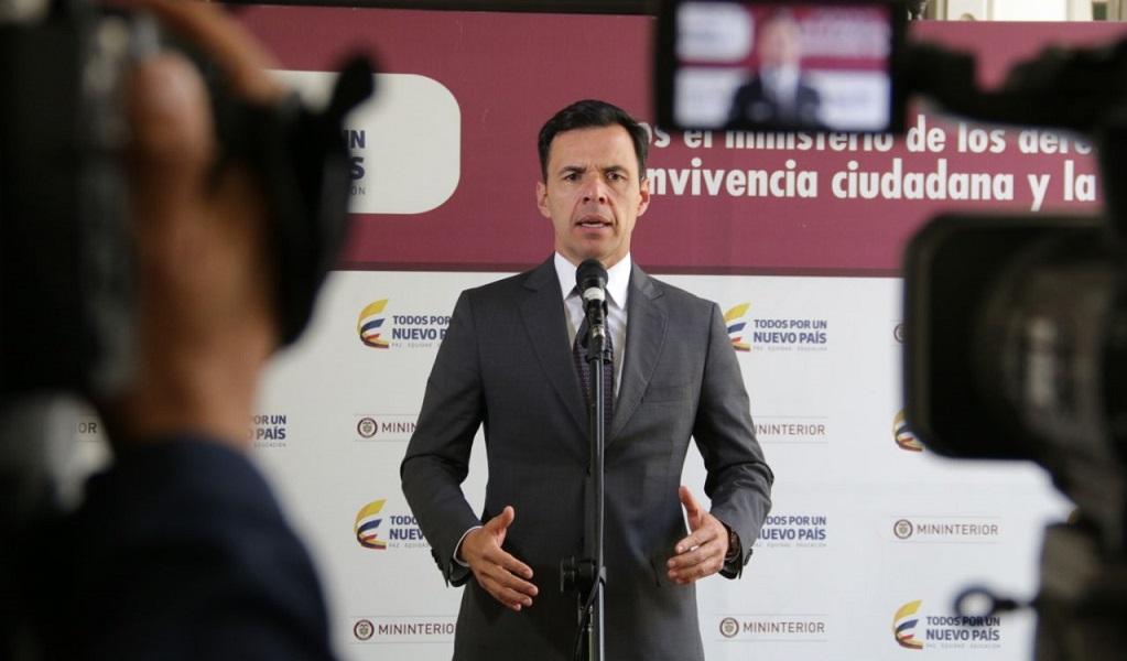 MinInterior rechaza saboteos a campañas políticas