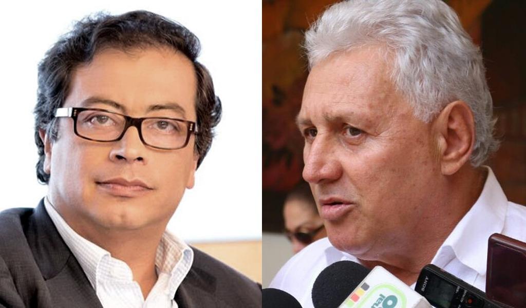 """Gustavo Petro denuncia """"saboteo"""" de su campaña en Cúcuta"""
