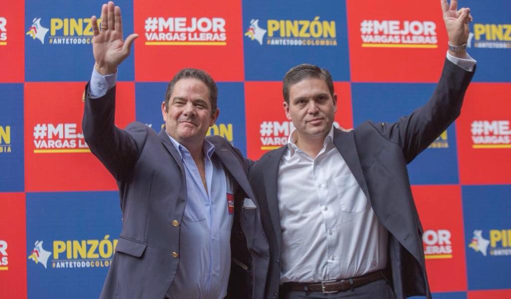 Pinzón Vargas Lleras Vicepresidencia