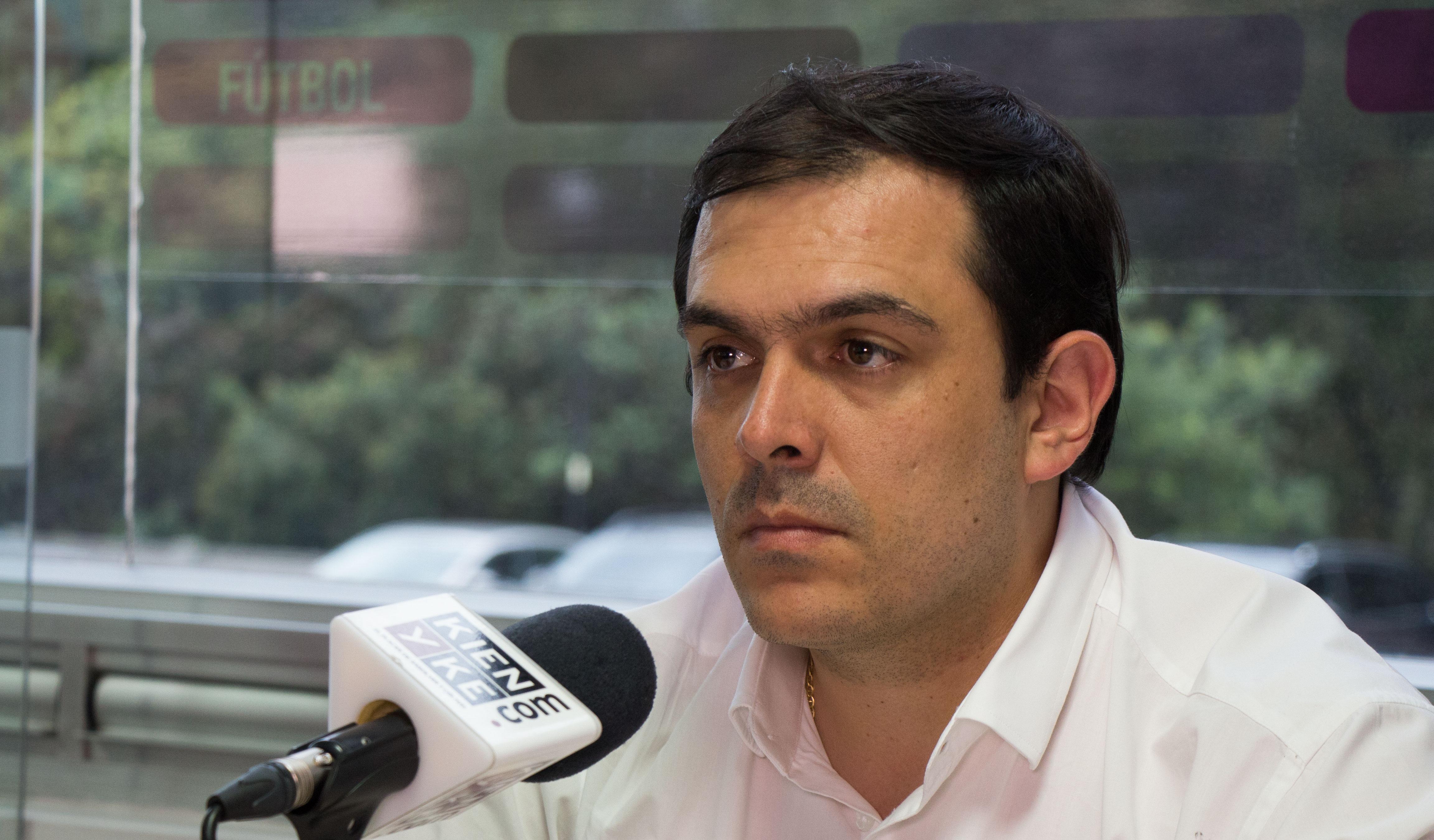 La apuesta de Santiago Valencia para el Senado