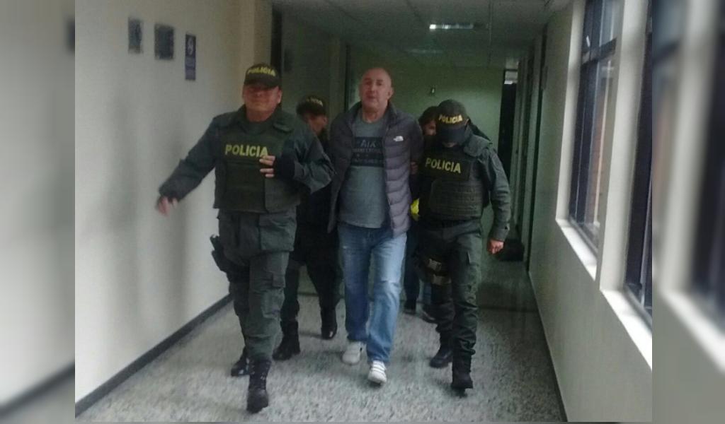 Cárcel para Carlos Muñoz Garavito por caso 'narcojet'