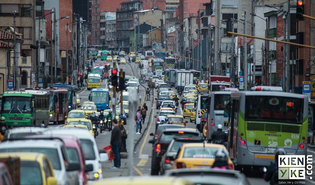 Nuevo modelo de parqueaderos y grúas en Bogotá