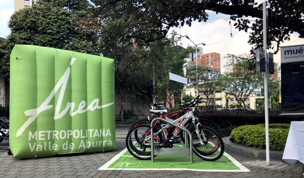 Cicloparqueaderos promueven la movilidad sostenible