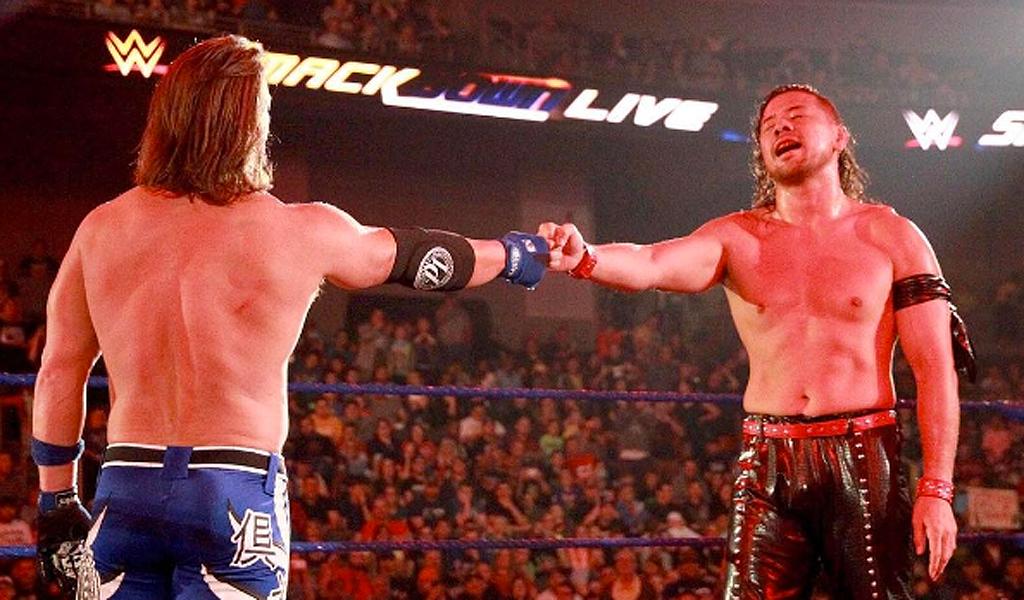 WWE Wrestlemania aj