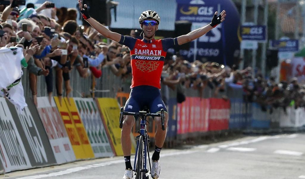 Vincenzo Nibali campeón de la Milán – San Remo