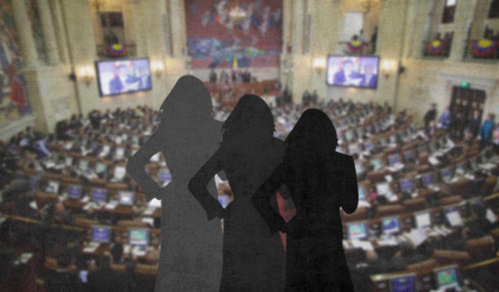 Tres senadoras tendrían que ceder curul a pastores