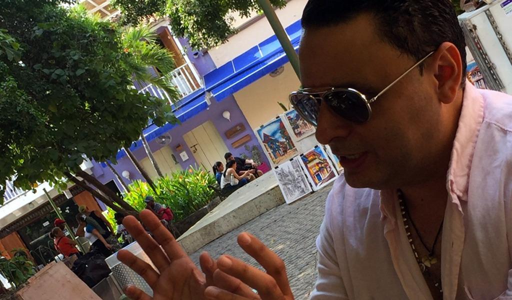 Boris García, protector de la cultura Caribe
