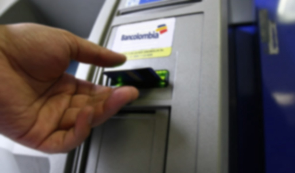 Bancolombia presenta fallas a nivel nacional