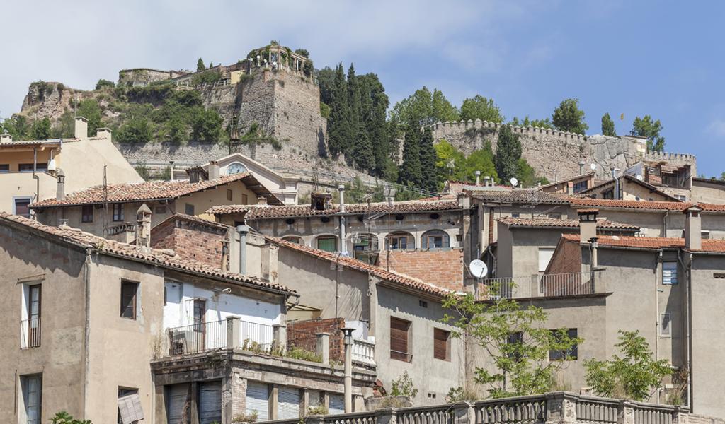 Berga, el alma del separatismo catalán